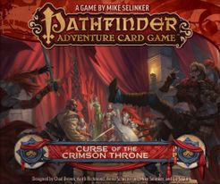Pathfinder Adventure Card Game: Curse of the Crimson Throne Adventure Path PACG2