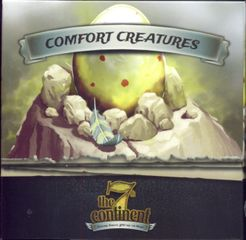 The 7th Continent Comfort Creatures Exp
