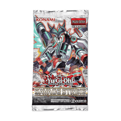 YGO TCG Savage Strike 1st Edition Booster