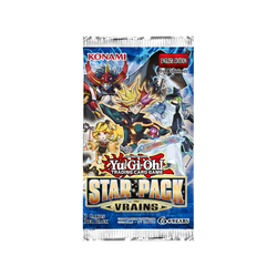 YGO Star Pack- Vrains Booster