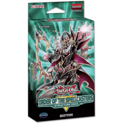 YGO TCG Structure Deck: Order of the Spellcasters