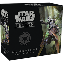 74-Z Speeder Bikes Unit: Star Wars: Legion
