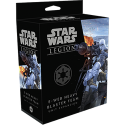 Star Wars: Legion- E-Web Heavy Blaster Team Unit Expansion