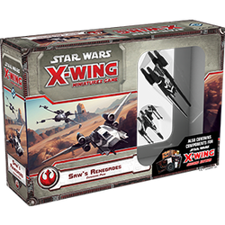 Saw's Renegades Expansion Pack: X-Wing M