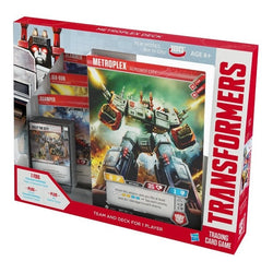 Transformers Trading Card Game Metroplex