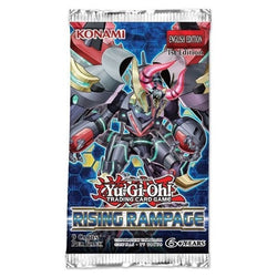 YGO TCG Rising Rampage Booster