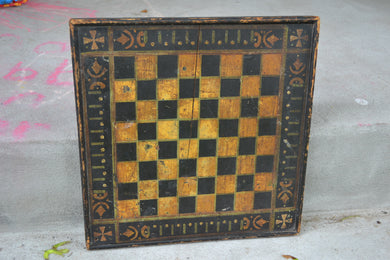 SOLD 19th c Game Board