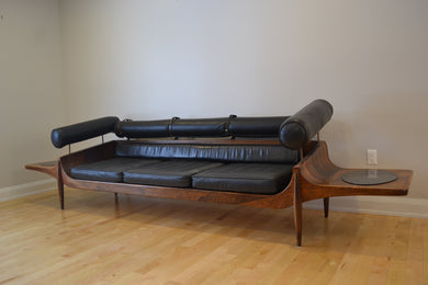 SOLD Important Canadian Mid Century Sofa