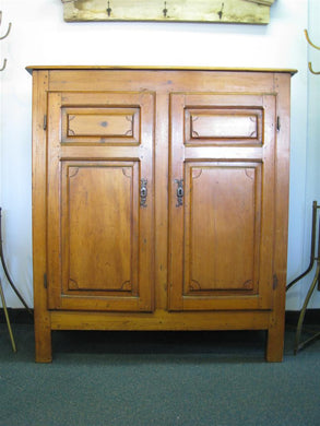 SOLD 18th c Quebec Cupboard