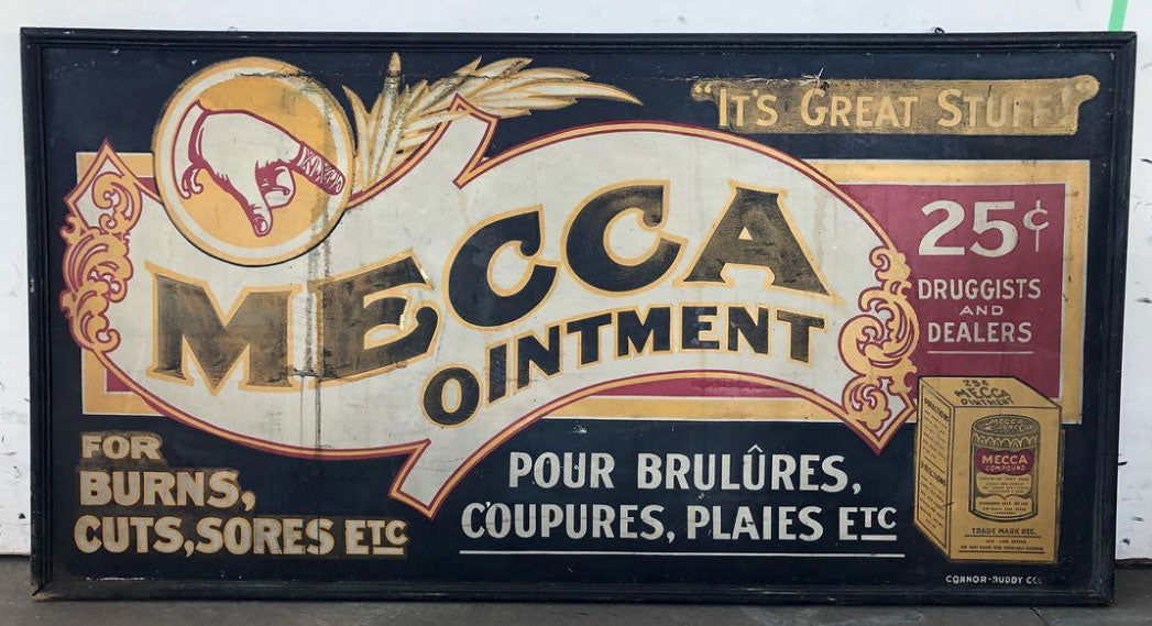 Mecca Sign