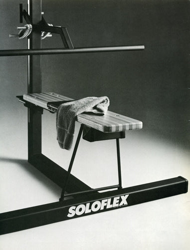 Retro Soloflex Muscle Machine