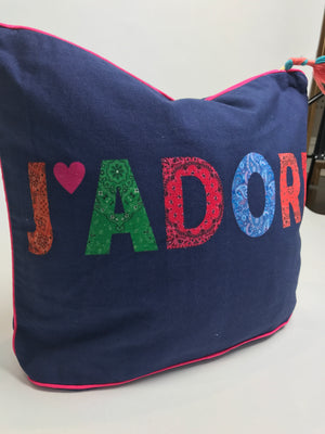Load image into Gallery viewer, 12 x 16 JADORE POUCH