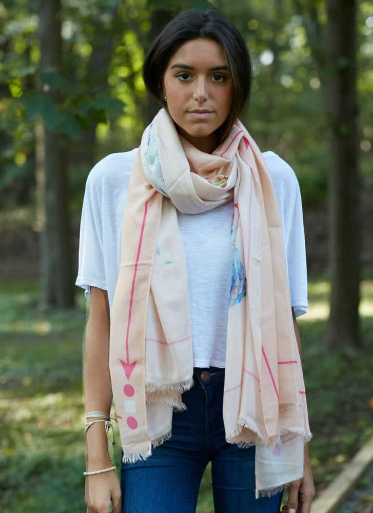 Wander by Virginia Wolf : Bestie wrap