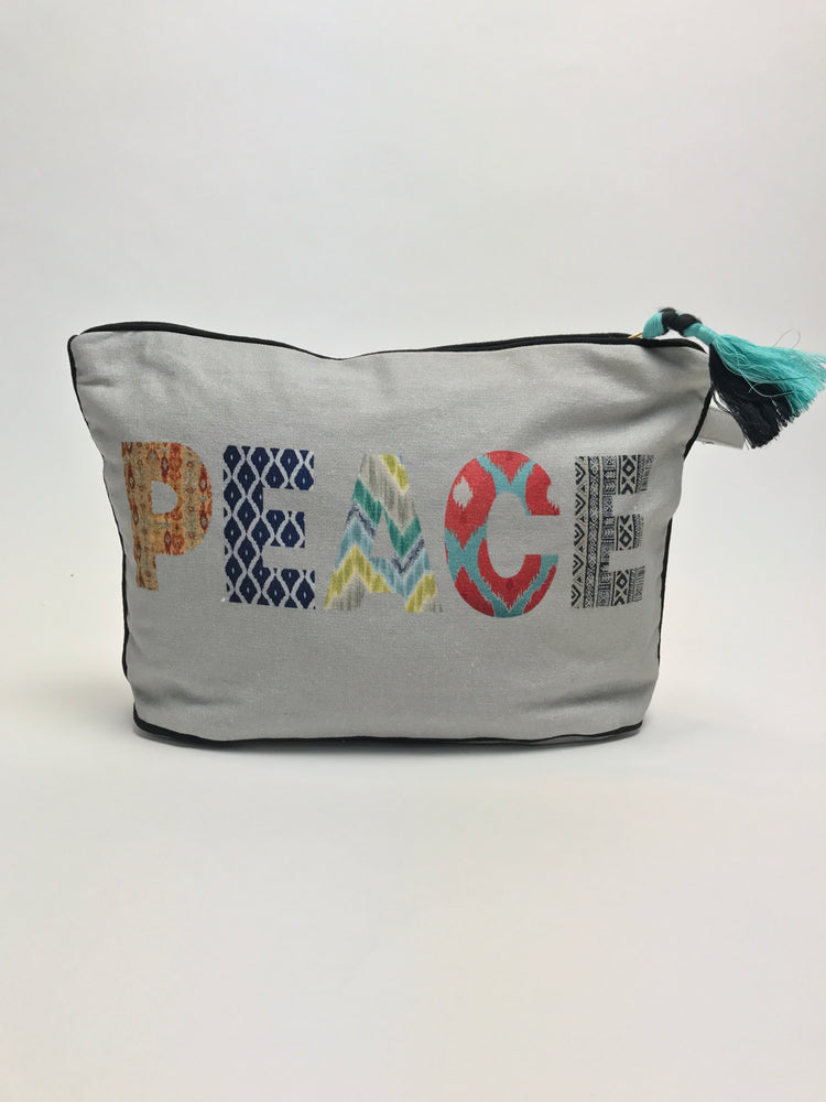 Load image into Gallery viewer, 12 x 16 PEACE POUCH