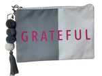 Grateful Split Swim Pouch