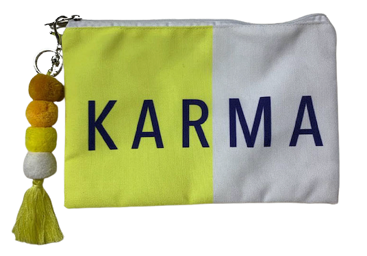 Load image into Gallery viewer, Karma Split Swim Pouch