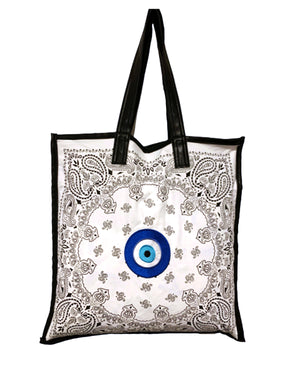 Eye of Protection Bandana Bag