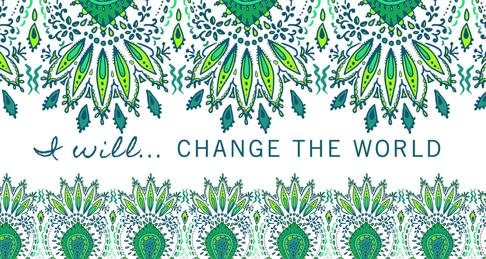 Change The World wrap