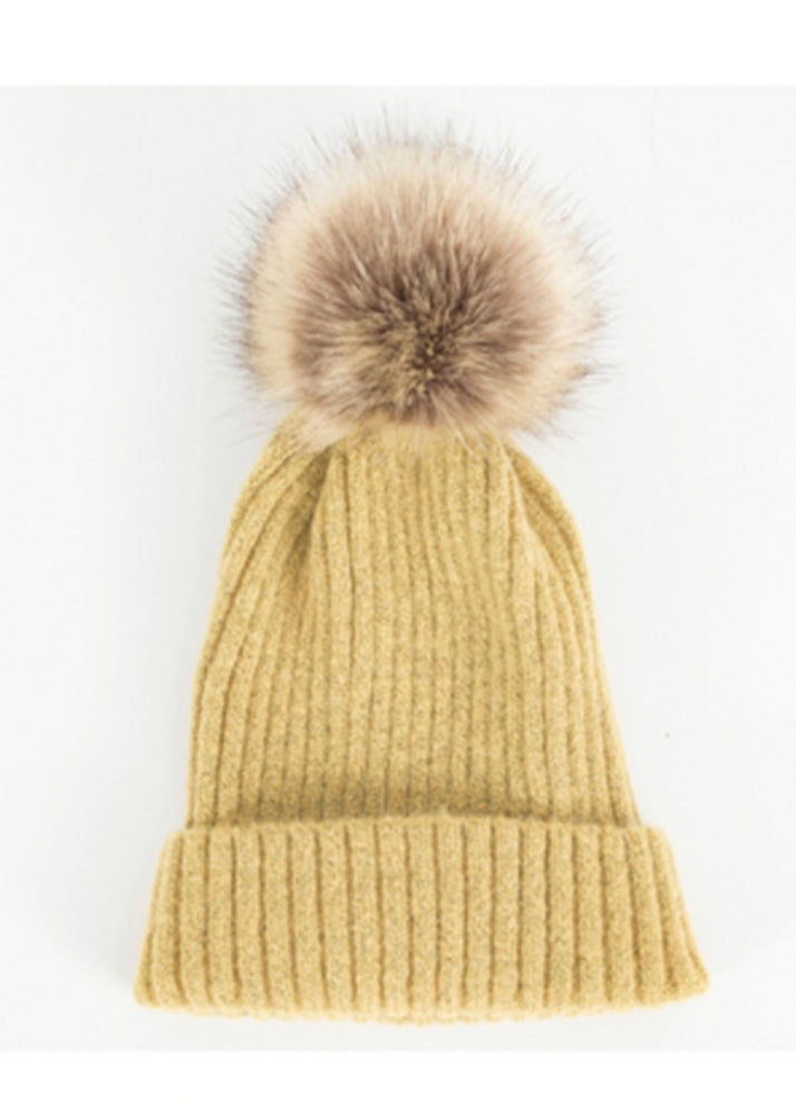 Fallon Hat - Gold