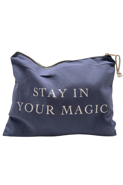 Stay in Your Magic Lulu Pouch
