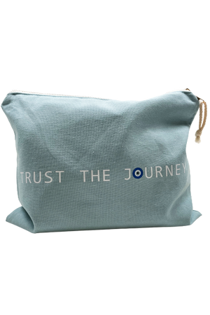 Trust the Journey Lulu Pouch