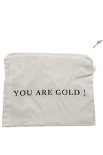 You Are Gold! Lulu Pouch