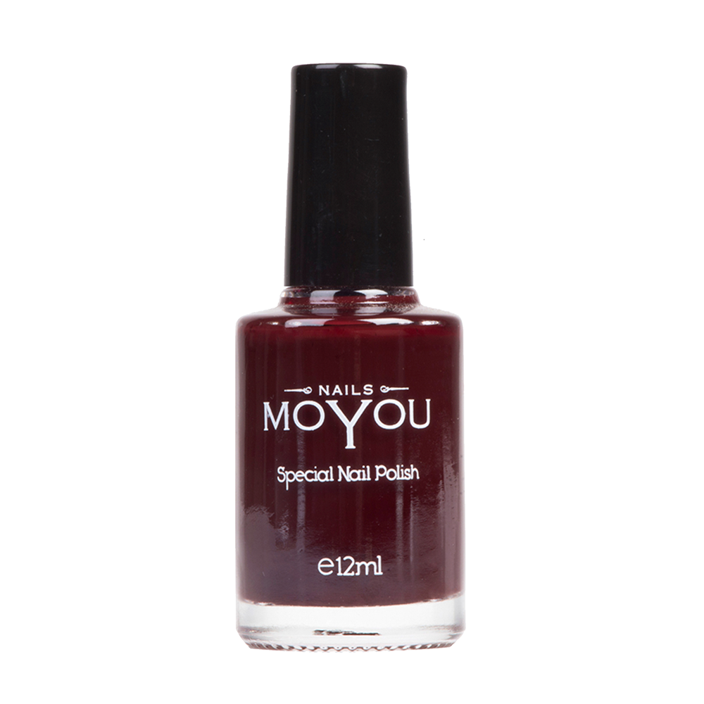 Burgundy - MoYou Nail Fashion