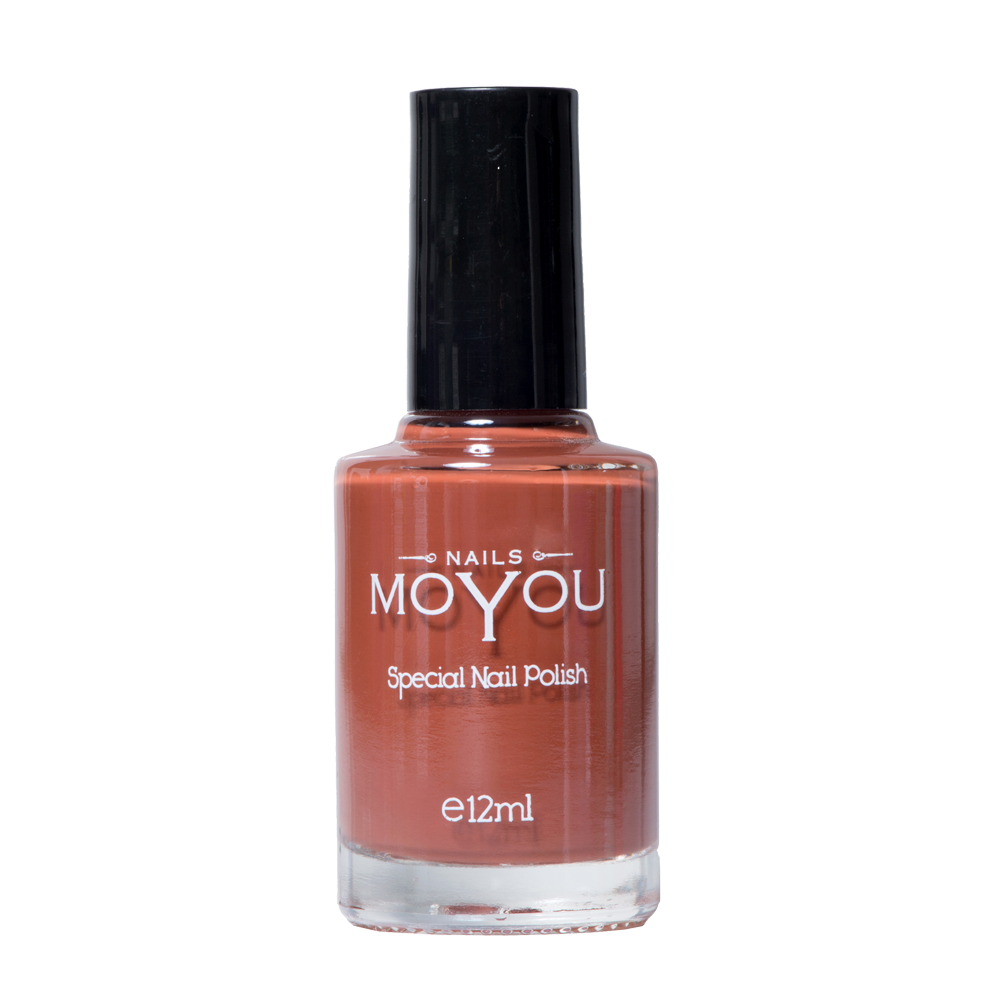 Chocolate Spice - MoYou Nail Fashion