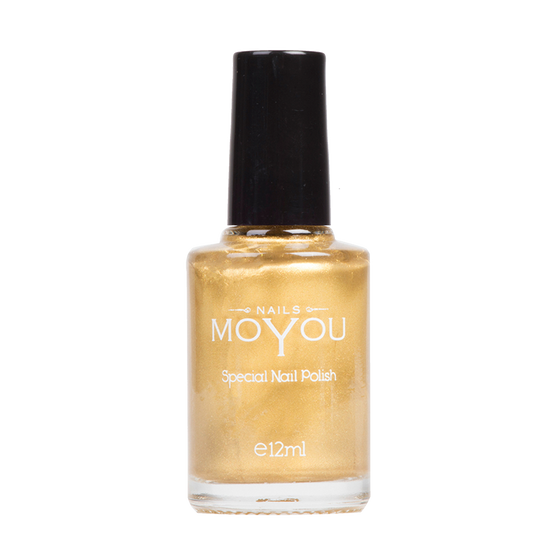 Gold - MoYou Nail Fashion