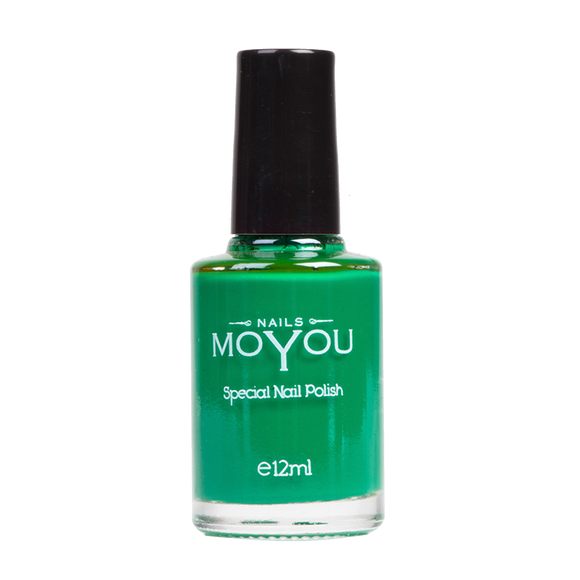 Green - MoYou Nail Fashion