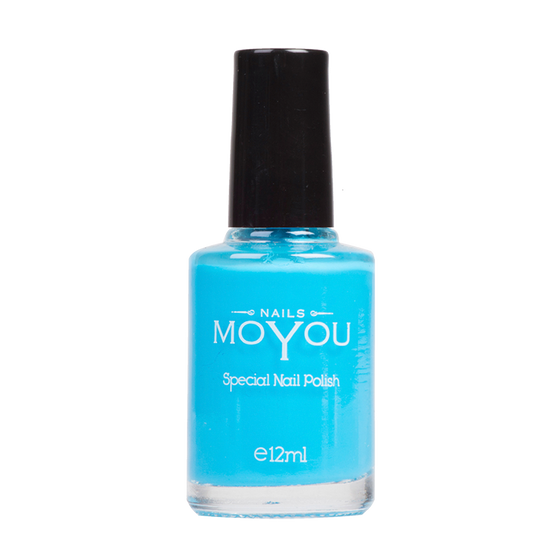 Light Blue - MoYou Nail Fashion