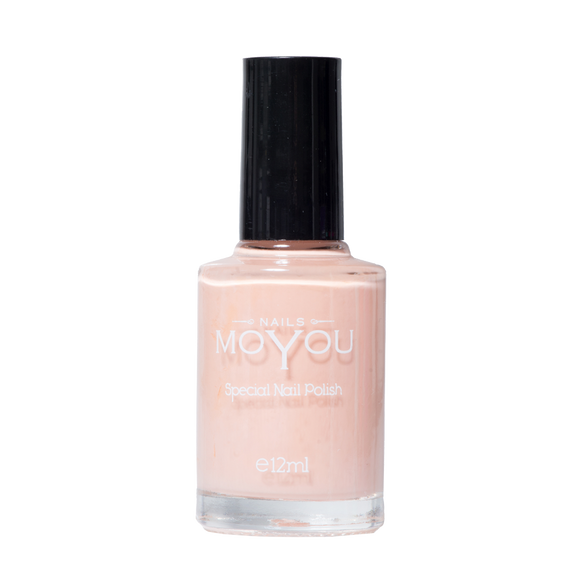 Nude - MoYou Nail Fashion