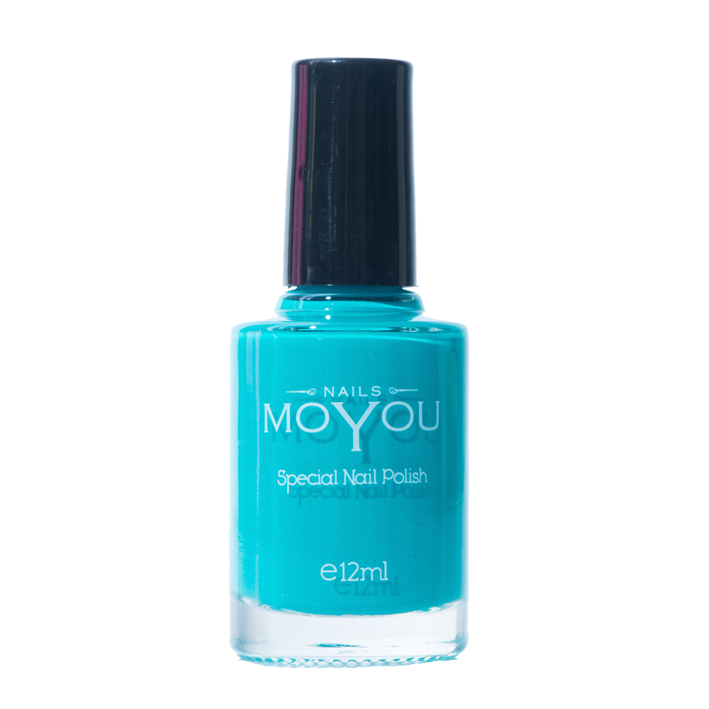 Persian Turquoise - MoYou Nail Fashion