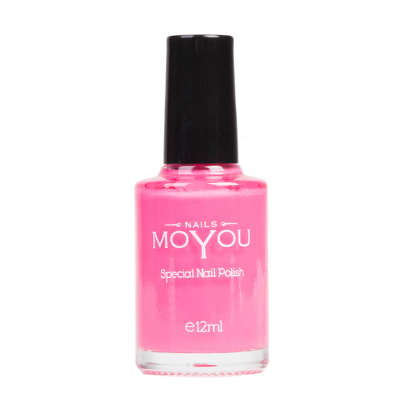 Pink - MoYou Nail Fashion