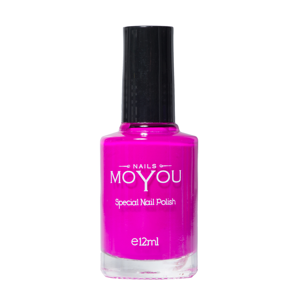 Razzle Dazzle Rose - MoYou Nail Fashion