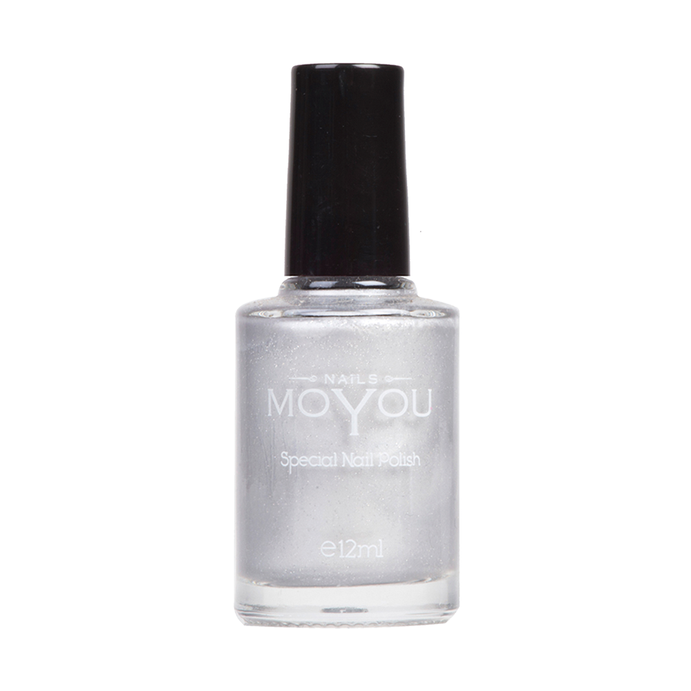 Silver - MoYou Nail Fashion