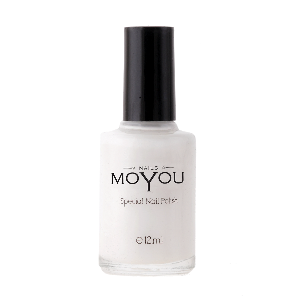 White - MoYou Nail Fashion