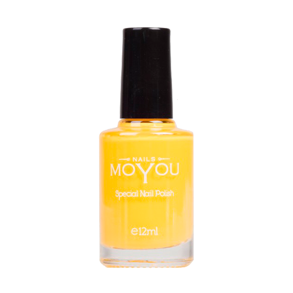 Yellow - MoYou Nail Fashion