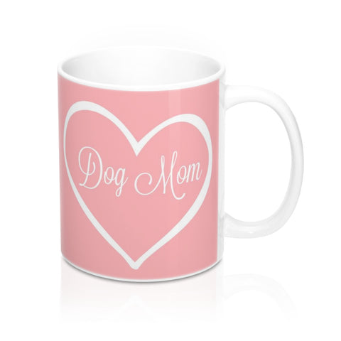 dog mom mother's day gift mug