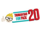Truman Bar FUN PACK – 20 Bars (15% Off!)