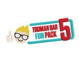 Truman Bar FUN PACK – 5 Bars