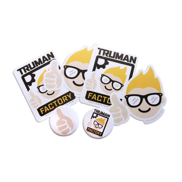 Truman Factory Accessory Bundle