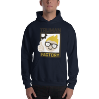 Truman Factory Logo Unisex Hoodie (6 colors available at checkout)