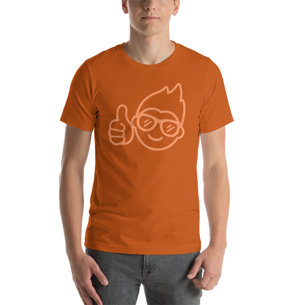 Be Epic T-Shirt Autumn & Orange