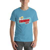 Truman Bar T-Shirt Surf Blue
