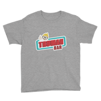 Truman Bar Youth T-Shirt Athletic Grey