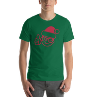 Be Epic Holiday Edition T-Shirt Kelly Green & Red
