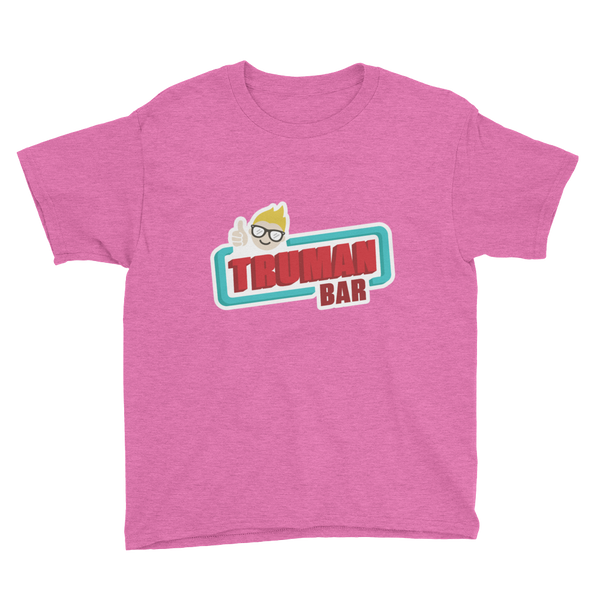 Truman Bar Youth T-Shirt Pink