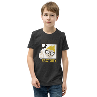 Truman Factory Logo Youth T-Shirt (7 colors available at checkout)