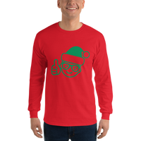 Be Epic Holiday Edition Long Tee Red & Green